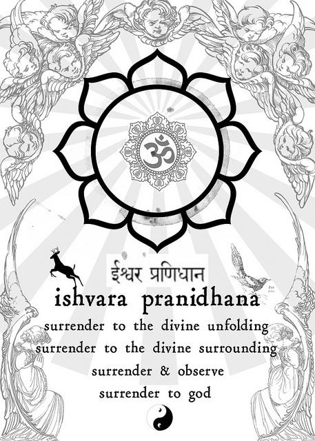 surrender-ishvara-pranidhana